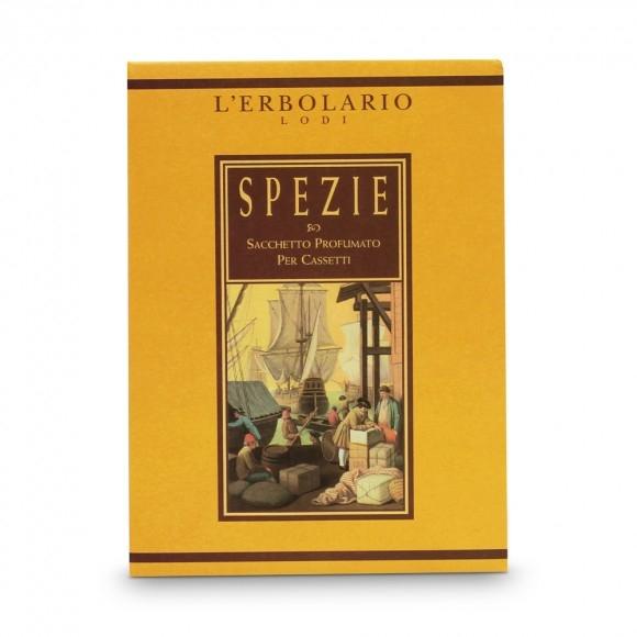 Sacchetto Profumato per Cassetti Spezie