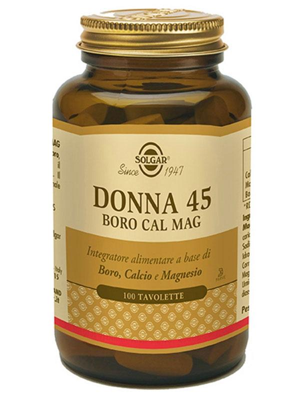 Donna 45, Boro-Cal-Mag